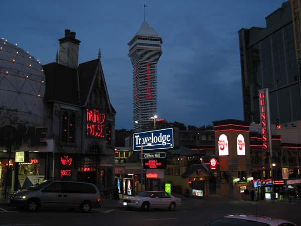 Clifton hill casino niagara